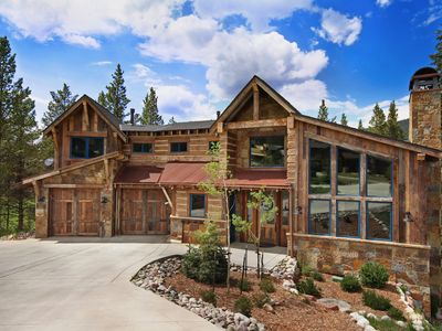 Photo for Extra Luxurious Home Walk to Lifts, part of Copper Mountain gated community, Hot Tub