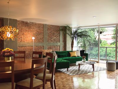 Photo for 4BR Apartment Vacation Rental in México D.F., CDMX