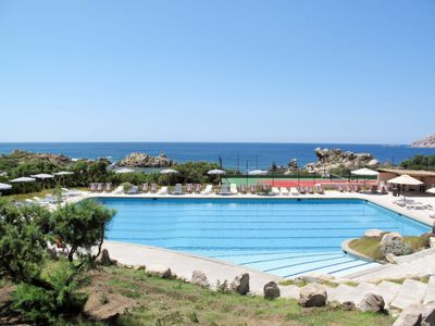 Photo for Apartment Res. Baia Santa Reparata (STT351) in Santa Teresa di Gallura - 4 persons, 2 bedrooms