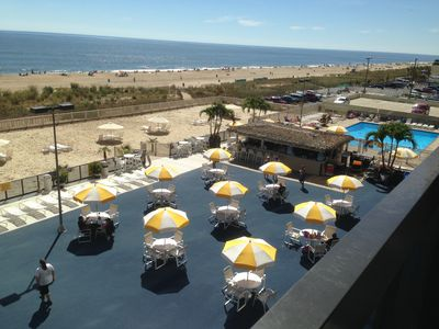 Photo for Direct Ocean Front & A Fantastic Beach And Ocean View Newly Remodeled
