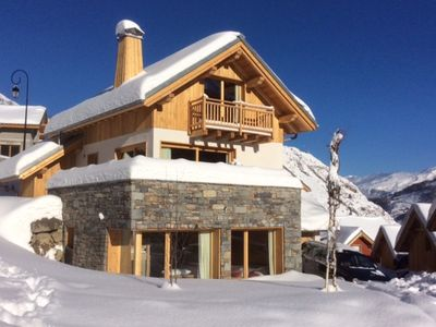 Photo for Chalet 12 people 120 m2