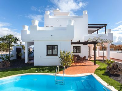 Photo for Fantastica Villa with private pool, barbecue, garden, WIFI, TV