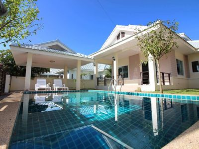 Photo for Amazing pool villa in  huahin