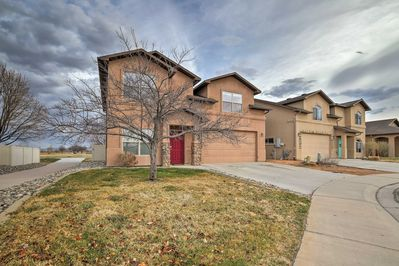 Enjoy a comfortable stay at this Colorado 4-bed, 2.5-bath vacation rental house!
