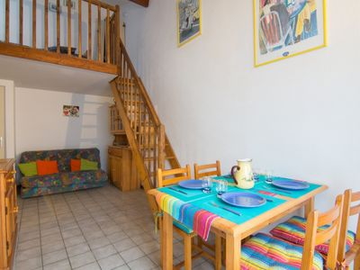 Photo for One bedroom Villa, sleeps 4 with Pool, WiFi and Walk to Shops