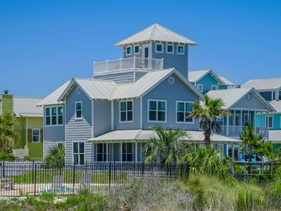 Photo for Beach house with private pool!! OPEN 9/7-14!