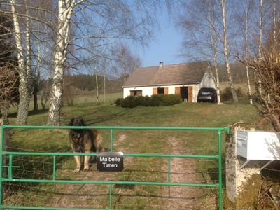 Photo for Quiet house, in the heart of the Morvan and near Lac des Settons