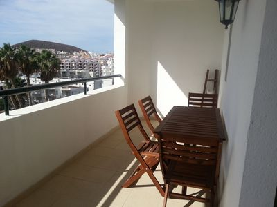 Photo for Brand new, 2 bedrooms,  2 balconies, WI FI, Apple TV, sea view, spacious