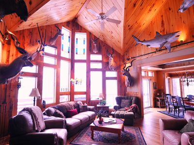 The Lodge on Maple Island - VRBO