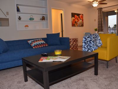 Photo for Chic Quite Large 2Bd/2Br 1000 SqFt La Mesa/San Diego Near SDSU