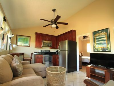 Photo for Newly renovated one bedroom home perfect for a North shore getaway.