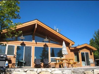 Photo for 3BR Cottage Vacation Rental in Chertsey, QC