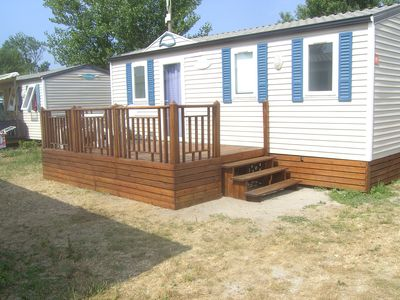Photo for mobile home in the sun