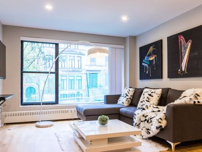 Photo for #15-3421 · Contemporary Apartment in Heart of Downtown  99 Walk Score