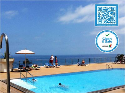 Photo for Bright Coastal Apartment in Funchal