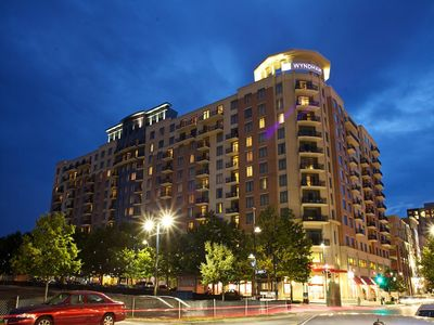 Photo for National Harbor 3 Bedroom Deluxe w/ Balcony