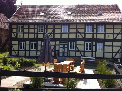 Photo for Holiday home for 14 guests with 180m² in fir (123800)