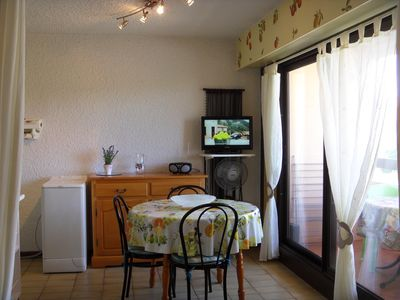 Photo for Studio 2 pers. Bormes les Mimosas 600m from the sea and the city center