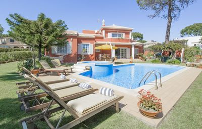 Photo for Gorgeous Villa in Vilamoura to 14 people which offers a private swimming pool