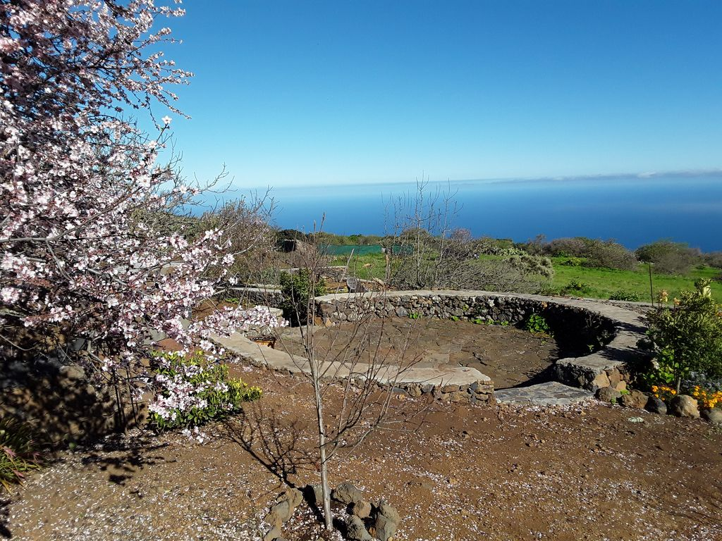 Rural House Located In A Natural Environment In El Hierro