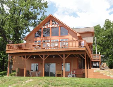 Photo for Beautiful, 5 Bedroom Home on Table Rock Lake