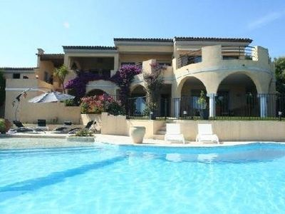 Photo for Nice villa in the Bay of Saint-Tropez