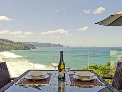 Photo for The Lookout - Tairua Holiday Home