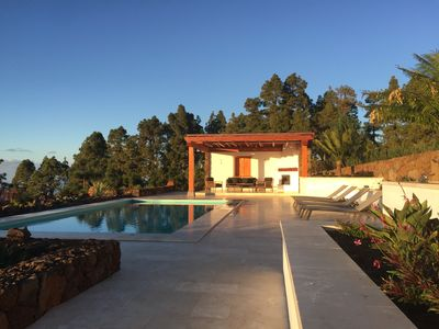 Photo for New: Magnificent property with lots of charm and comfort - heated private pool