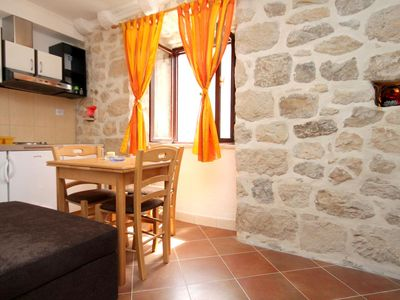 Photo for One bedroom apartment with air-conditioning Cavtat (Dubrovnik)