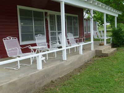 """Your Grandpa's porch! (""""Professional Porch Sitting"""" takes practice)"""