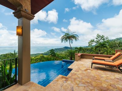 Photo for New Luxury Casita - Breathtaking Views of the Pacific Ocean - Infinity Pool