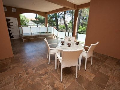 Photo for One bedroom apartment with terrace Vir