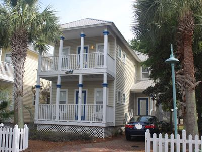Photo for Tucked Away in Old Florida Cottages! A Beautiful home in a relaxing setting!