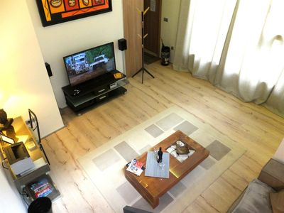 Photo for Apartment in the center of Seville with Internet, Air conditioning, Lift, Washing machine (1008577)