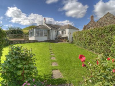 Photo for Vacation home Rose Cottage in Wooler - 4 persons, 2 bedrooms