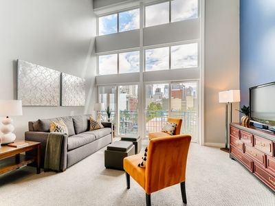 z1 Bedroom City View Loft Oasis ★Special Rate ☆