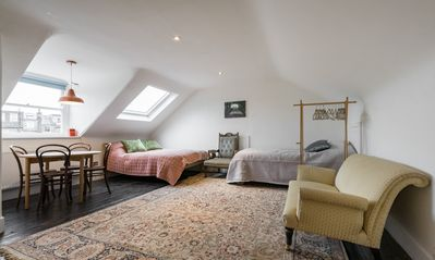 Photo for Spacious large top floor apartment Tufnell Park
