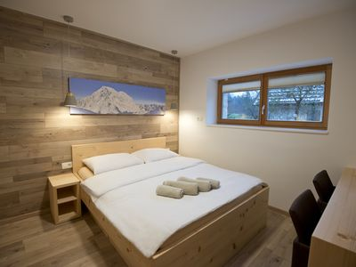 Photo for Vila Alpina - Modern double room in a peaceful & natural environment