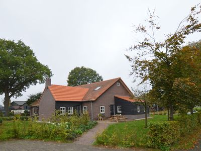 Photo for Charming holiday home with 2 bathrooms and garden on a dairy farm