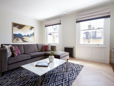 Photo for Desirable 2BR in Covent Garden by Sonder