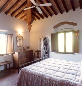 "Photo for villa panconesi one bedroom apartment on the first floor ""GRANAIO"""
