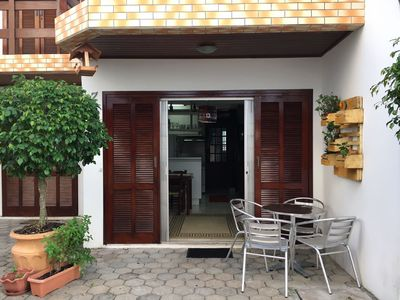 Photo for Triplex 60 meters from the beach of Praia dos Ingleses