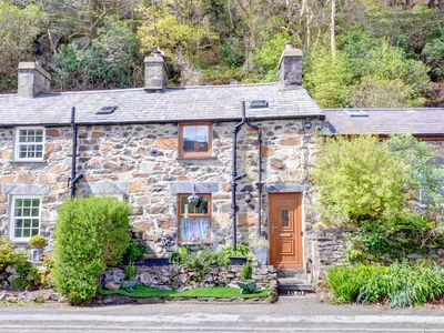 Photo for Located in the village of Beddgelert in North Wales, is this former miner's cottage dating back to