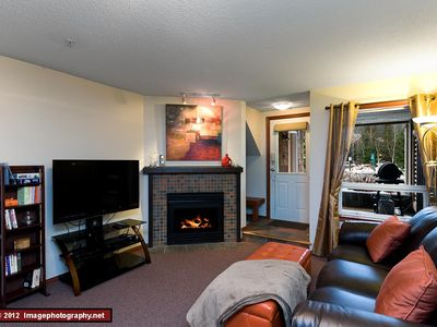 Photo for 30 Glaciers Reach this 2br home has a hot tub & pool in Whistler Village