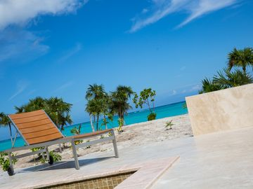 Peacefull Villa Elemni Turquoise Water Deserted Beach Await You With A Vehicle