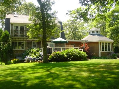Photo for Charming Dutch Colonial Estate, Scenic West Tisbury