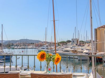 Photo for 1 Bedroom flat Port Grimaud