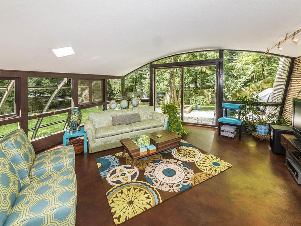 Historic Mid Century Modern Gem, Knoxville, Tennessee ...