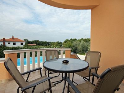 Photo for Two bedroom apartment with terrace Zadar - Diklo, Zadar (A-5774-a)