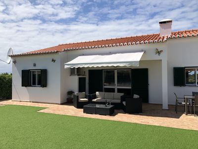 Photo for 3 Bed 2 bathroom Villa With Large Private Heated Pool   :-Lic No 15713/AL